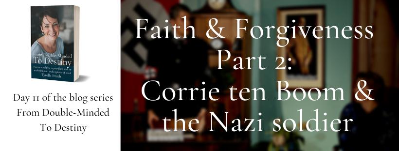 corrie ten boom and nazi soldier